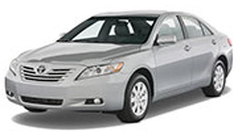 Авточехол для Toyota Camry v40 (2006-2011)