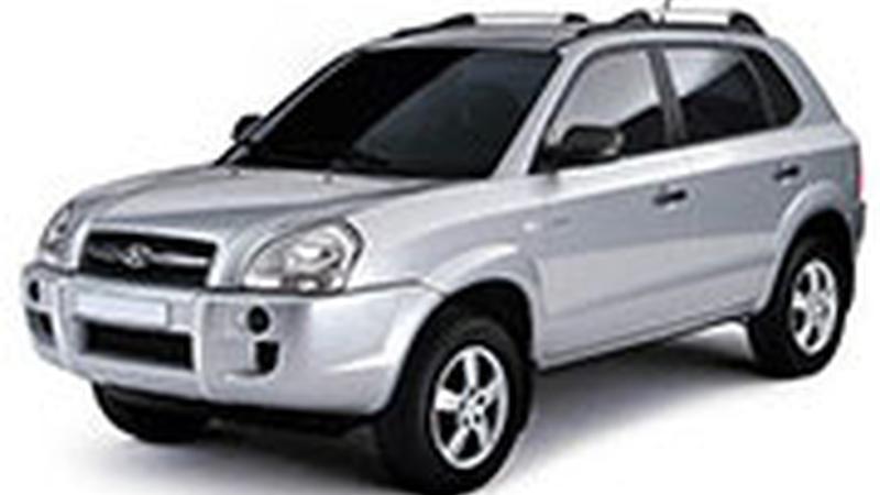 Авточехол для Hyundai Tucson (2004-2008)