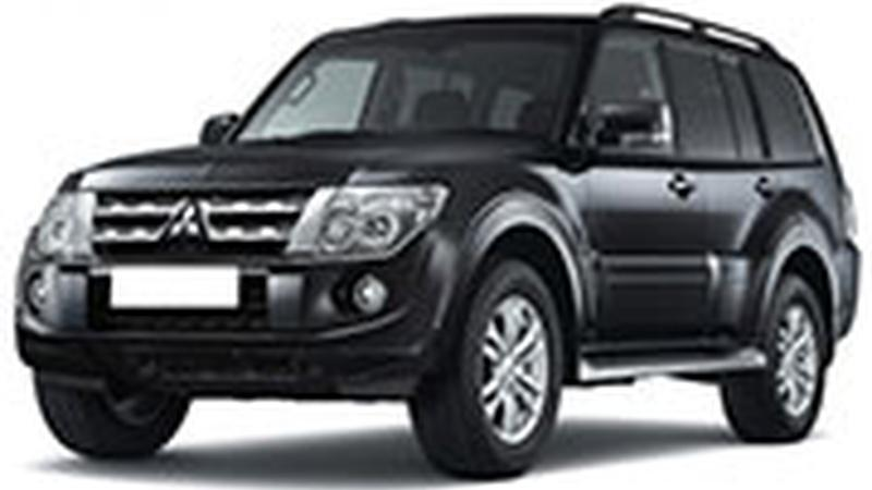 Авточехол для Mitsubishi Pajero (2006+)