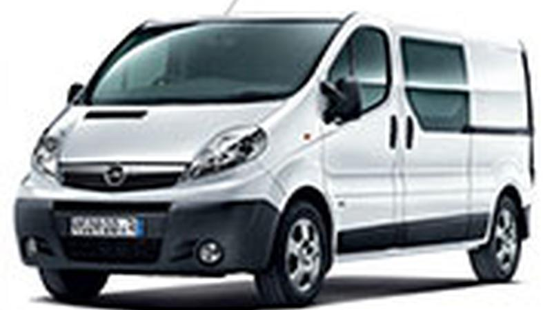 Авточехол для Opel Vivaro A 8 мест (2001-2014)