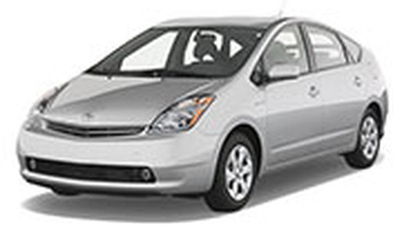 Авточехол для Toyota Prius (2003-2009)