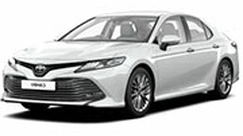 Авточехол для Toyota Camry XV70 (2017+)