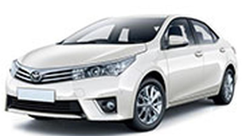 Авточехол для Toyota Corolla E160-170 седан (2013+)