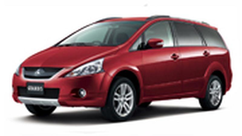 Авточехол для Mitsubishi Grandis (2004+)