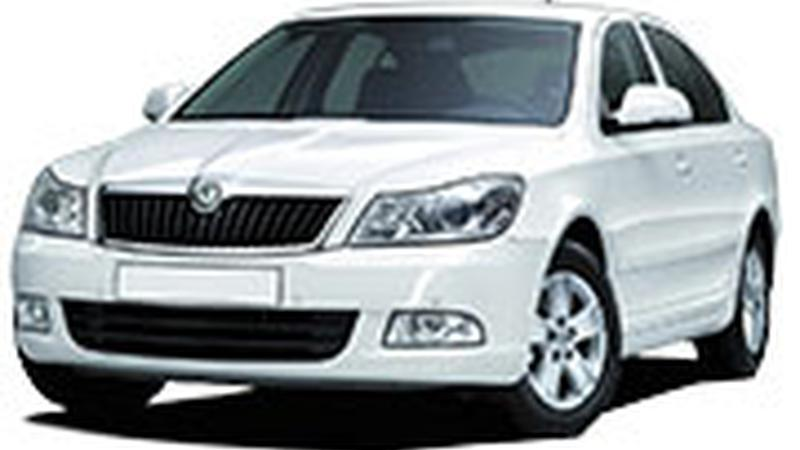 Авточехол для Skoda Octavia A5 elegance хэтчбек\универсал