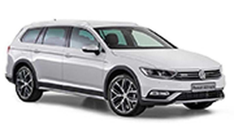 Авточехол для Volkswagen Passat B-8 универсал (2014+)