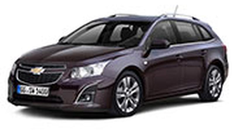 Авточехол для Chevrolet Cruze универсал
