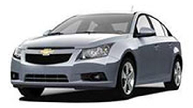 Авточехол для Chevrolet Cruze седан