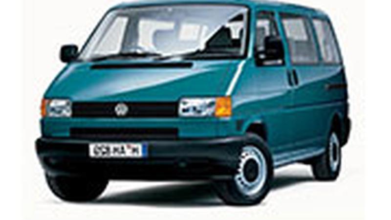 Авточехол для Volkswagen T-4 8-9 мест (1990-2003)