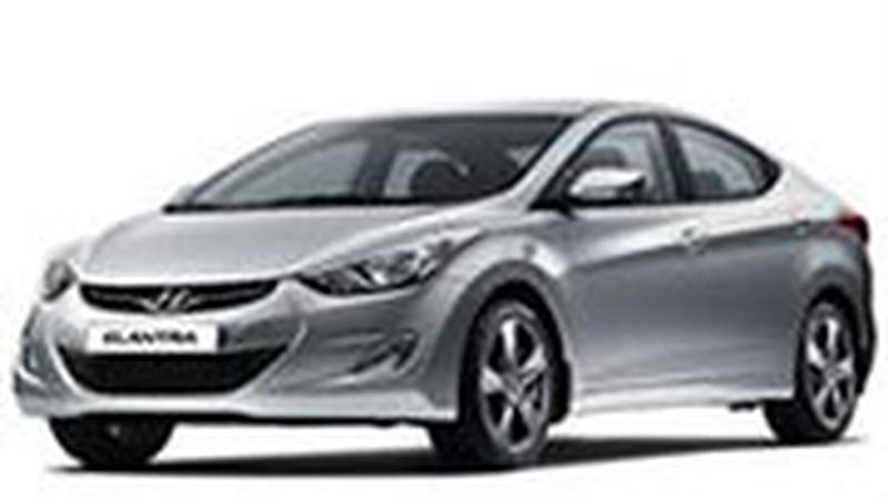 Авточехол для Hyundai Elantra V MD (2010+)