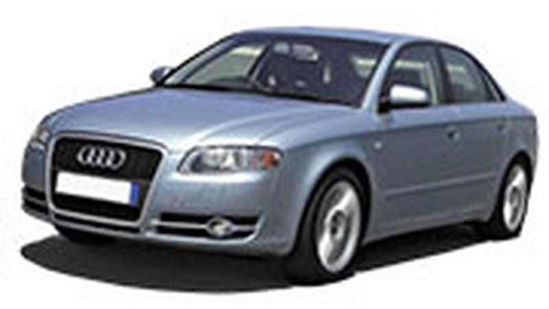 Авточехол для Audi A4 седан B7 8E (2004-2007)
