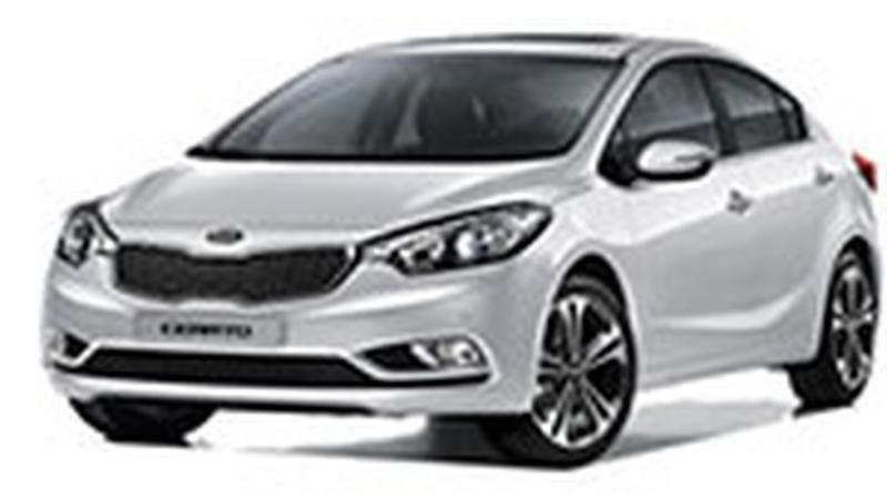 Авточехол для KIA Cerato III седан (2013+)