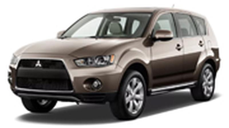 Авточехол для Mitsubishi Outlander XL (2006-2012)