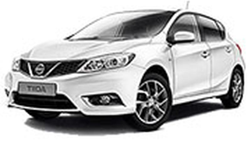 Авточехол для Nissan Tiida II (2015+)