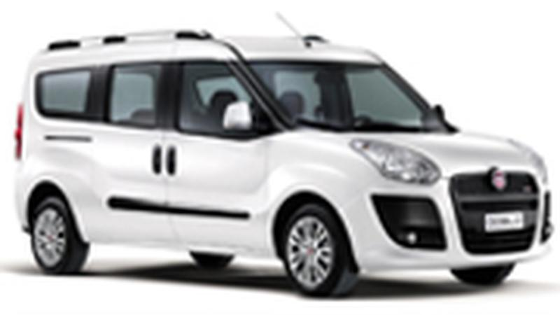 Авточехол для Fiat Doblo (2006+)