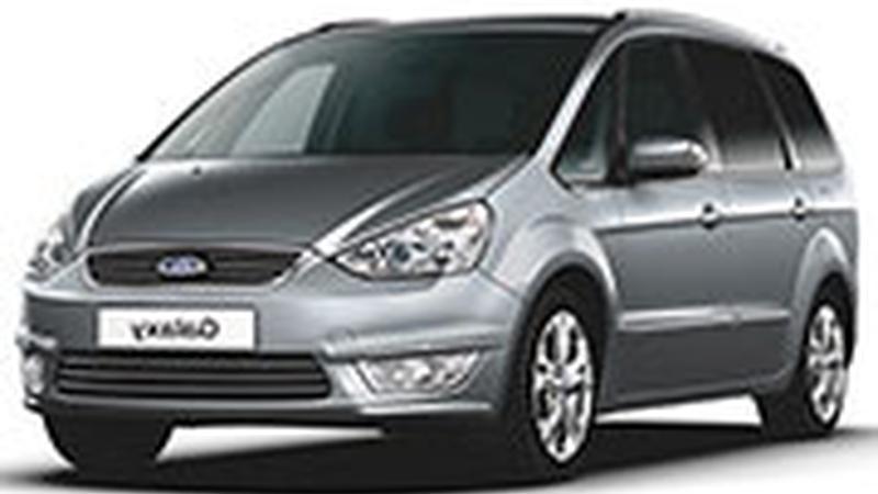 Авточехол для Ford Galaxy II (2006+)