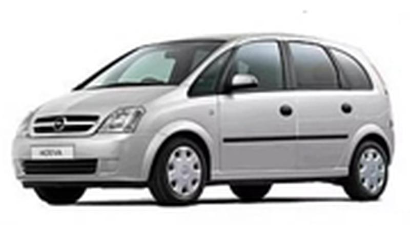 Авточехол для Opel Meriva (2003-2010)