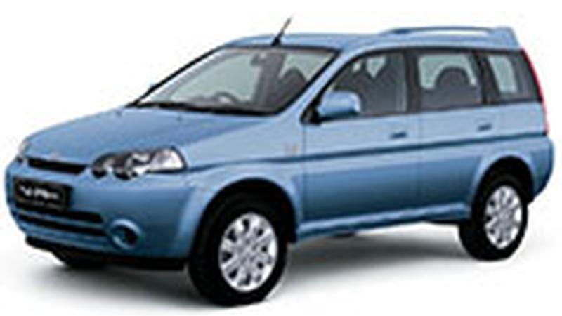 Авточехол для Honda HR-V I (1998-2006)
