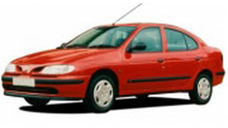Авточехол для Renault Megane (1995-2003)
