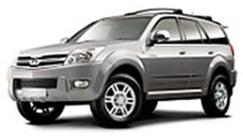 Авточехол для Great Wall H3 I (2005-2010)