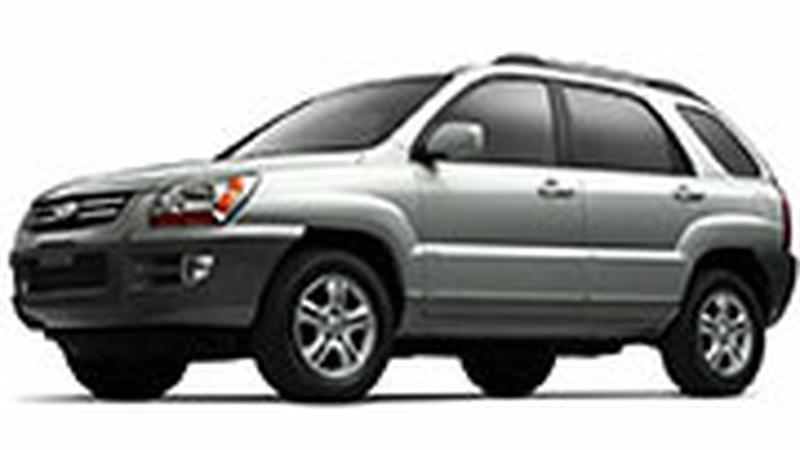 Авточехол для KIA Sportage (2004-2008)