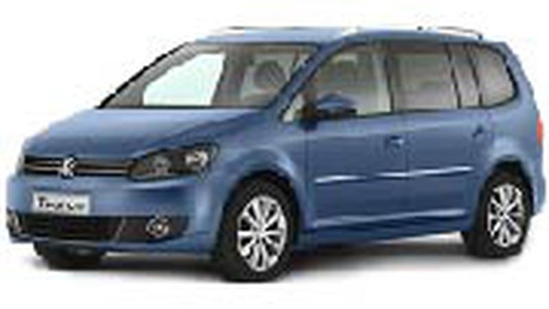 Авточехол для Volkswagen Touran 7 мест (2011+)
