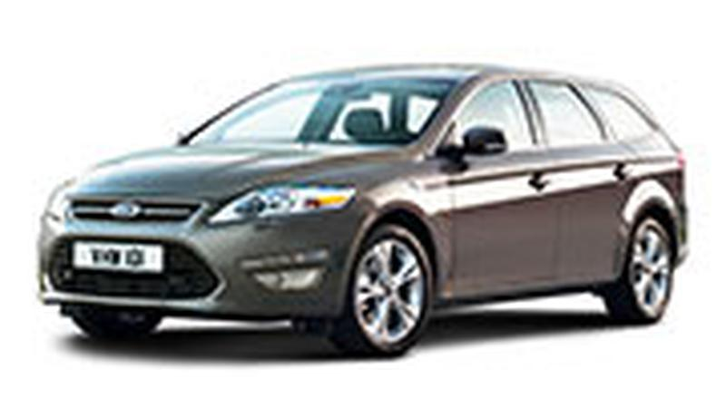 Авточехол для Ford Mondeo IV универсал (2007-2014)