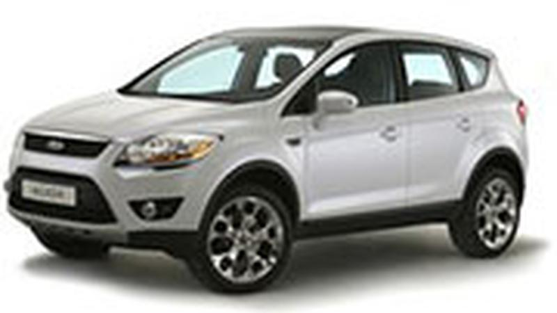 Авточехол для Ford Kuga titanium (2008-2012)