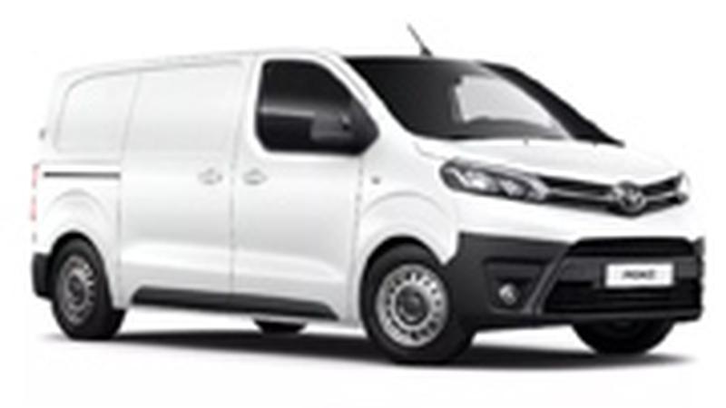 Авточехол для Toyota ProAce II (2016+) 3 места