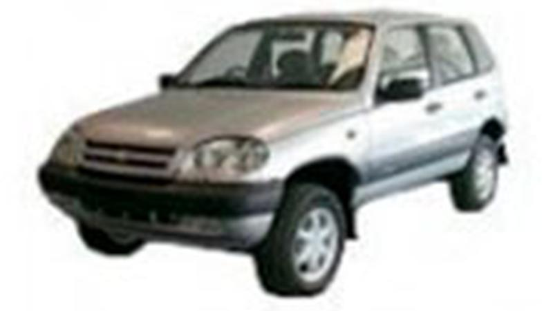 Авточехол для Lada Niva (2002+)