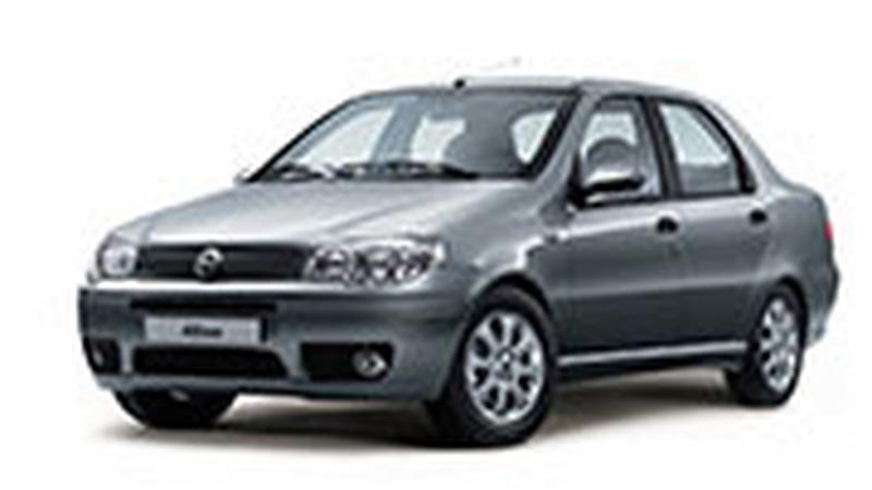 Авточехол для Fiat Albea III выпуск (2008+)