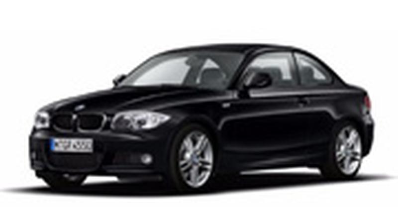 Авточехол для BMW 1 (E87) купе (2007-2014)