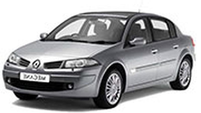 Авточехол для Renault Megane 2 Classic (2002-2010)