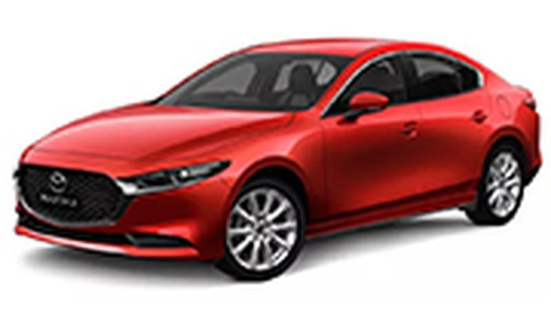 Авточехлы для Mazda 3 седан (2019+)