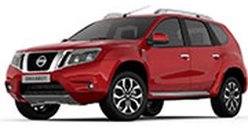 Авточехол для Nissan Terrano (2014+)
