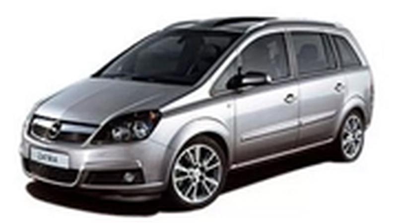 Авточехол для Opel Meriva (2010+)