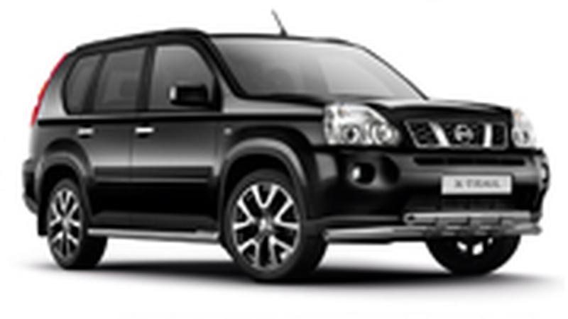 Авточехол для Nissan X-Trail T-31 (2007+)