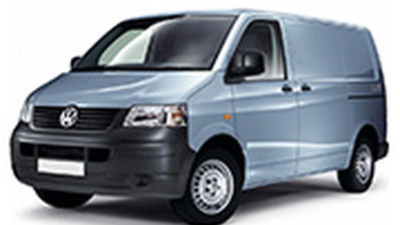Авточехол для Volkswagen T-5 Transporter 3 места (2003+)