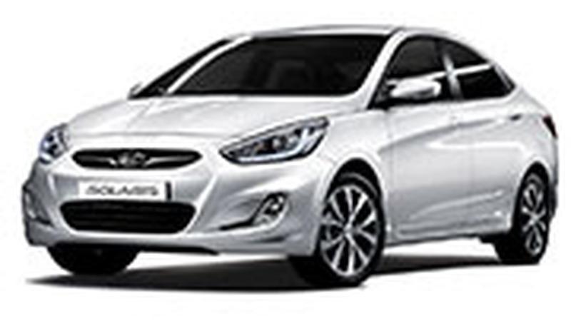 Авточехол для Hyundai Solaris седан (2010+)