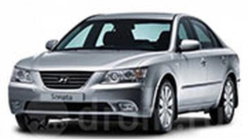 Авточехол для Hyundai Sonata V NF (2004-2010)