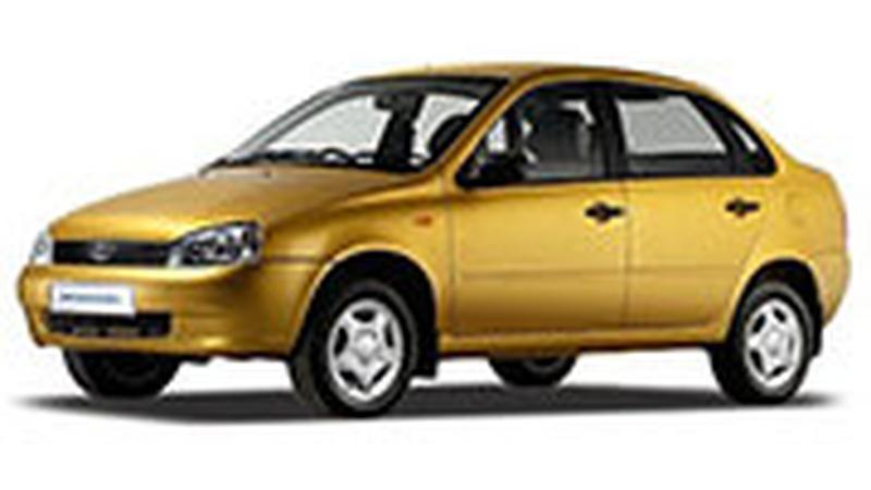 Авточехол для Lada Kalina I/II седан (2004+)