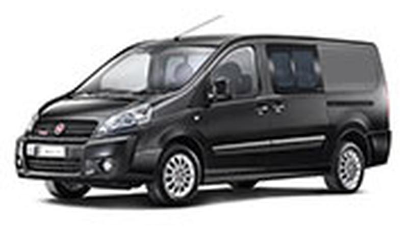Авточехол для Fiat Scudo (2007+)
