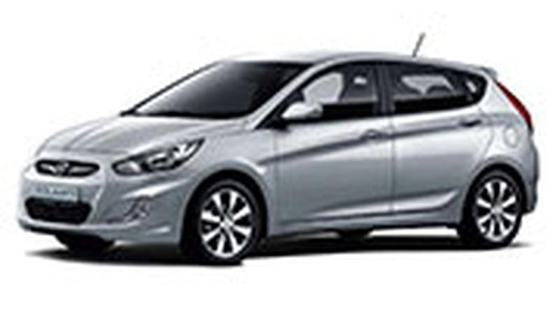 Авточехол для Hyundai Solaris хэтчбек (2010+)