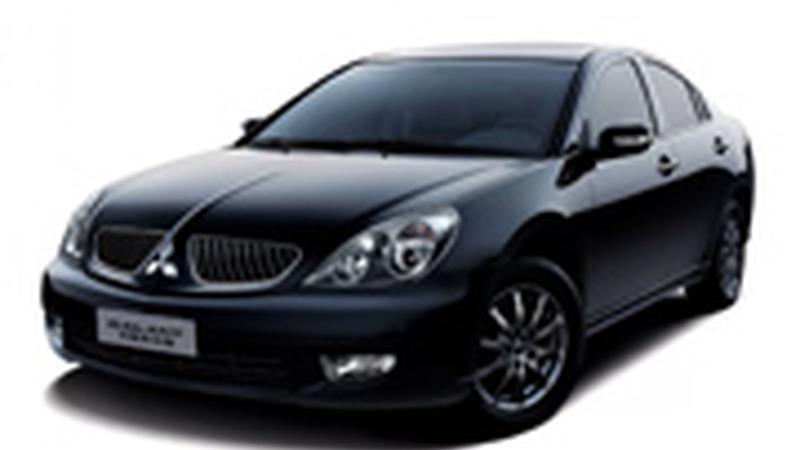 Авточехол для Mitsubishi Galant IX (2003-2008)