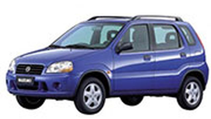 Авточехол для Suzuki Ignis I (2000-2006)
