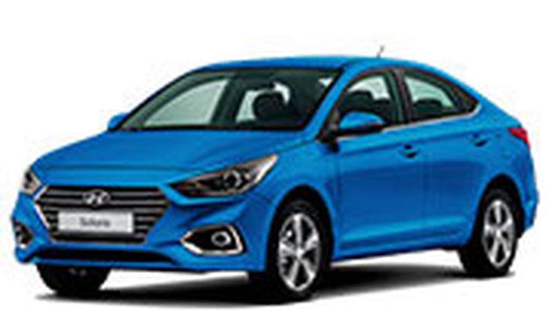 Авточехол для Hyundai Solaris II (2017+)