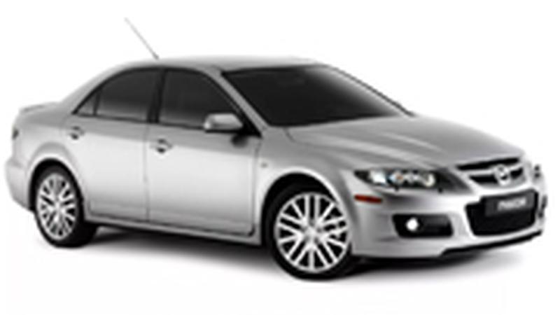 Авточехол для Mazda 6 седан (2002-2007)