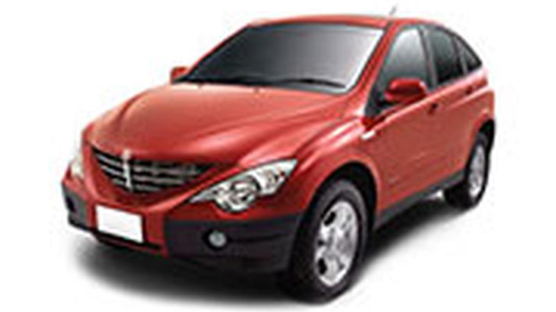Авточехол для SsangYong Actyon I (2006-2010)
