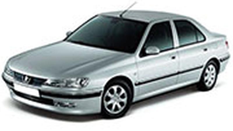 Авточехол для Peugeot 406 (1995-2004)