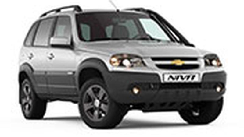 Авточехол для Chevrolet Niva (2016+)